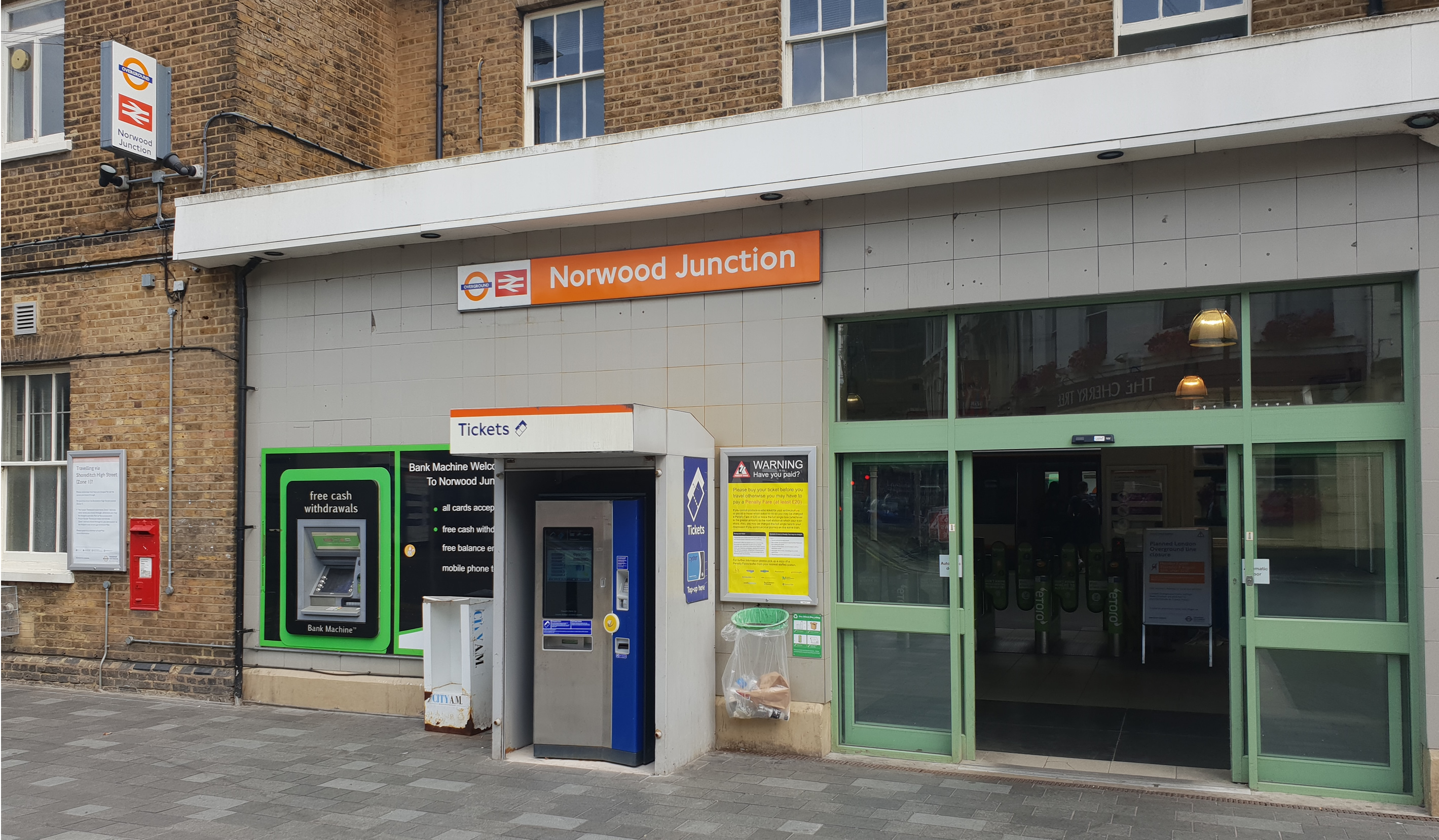 Property Inspection Report Norwood Junction